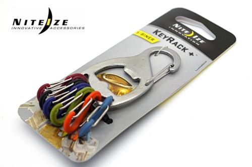 พวงกุญแจ Nite-Ize  รุ่น Key Rack Bottle Opener