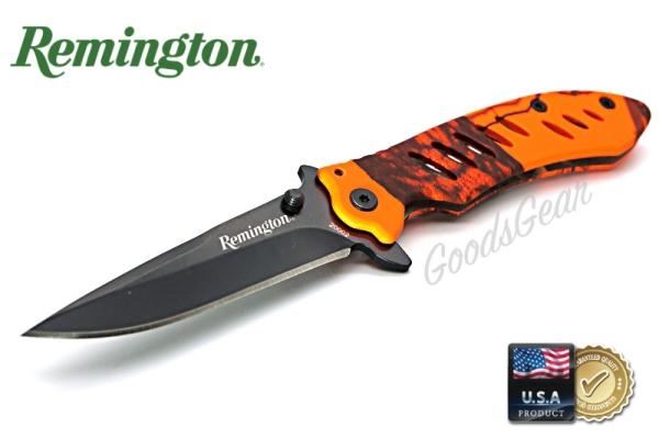 มีดพับ Remington F.A.S.T. Series R20002-B