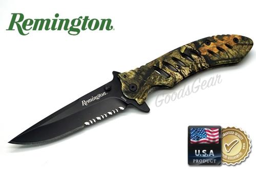 มีดพับ Remington FAST ( LRG ) Framelock R20004-B