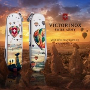 มีดพับ Victorinox รุ่น Classic SD Limited Edition 2018,Cappadocia