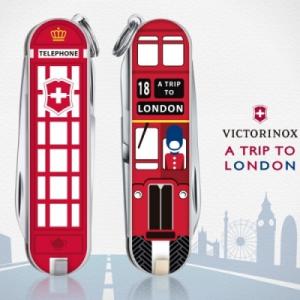มีดพับ Victorinox รุ่น Classic SD Limited Edition 2018, A Trip to London