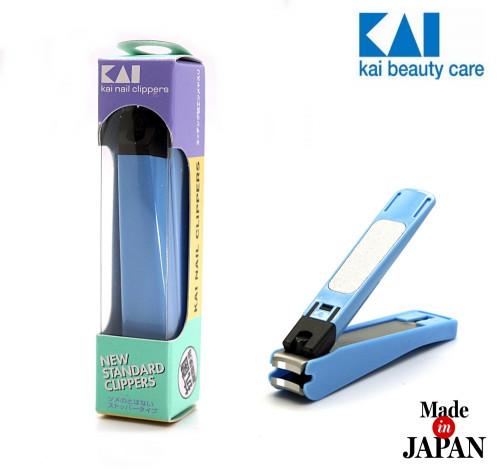 กรรไกรตัดเล็บ KAI รุ่น KE-0030 ( ปากโค้ง) 2