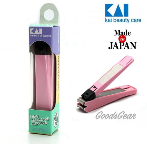 กรรไกรตัดเล็บ KAI รุ่น KE-0030 ( ปากโค้ง) 1
