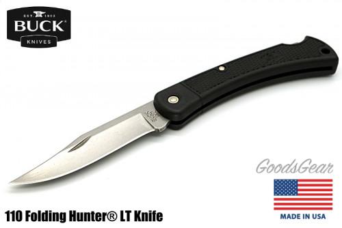 มีด Buck 110 Folding Hunter® LT Knife 0110BKSLT-B