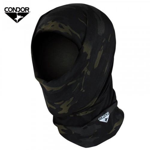 ผ้าโพกหัว Condor Multi-Wrap with MultiCam Black