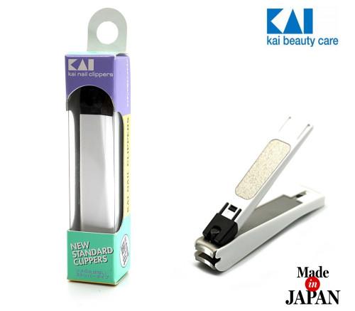 กรรไกรตัดเล็บ KAI รุ่น KE-0030 ( ปากโค้ง)