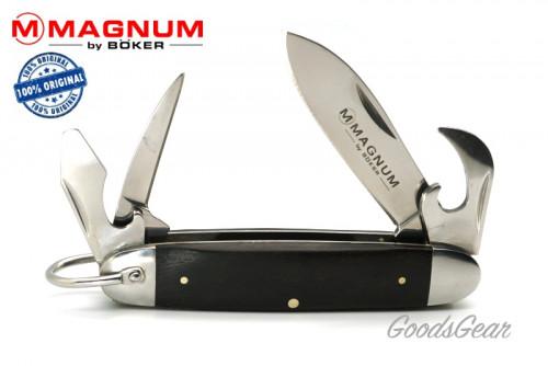 มีดเอนกประสงค์ Böker Magnum Classic Pocket Steel Multi-Tool 01MB334
