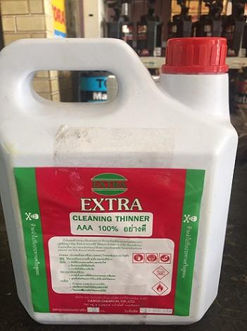 ทินเนอร์ AAA EXTRA  (บรรจุ 2 กก.)