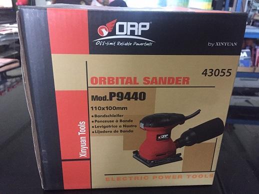 ORP เครื่องขัดกระดาษทรายสั่น P9440