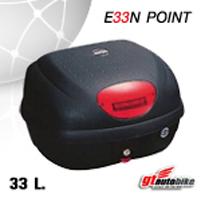 GIVI รุ่น E33N Point E33G730 / 33 ลิตร 4