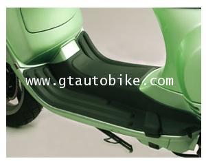 ยางปูพื้นวางเท้า Vespa / LX,S,Prima,Sprint,GTS
