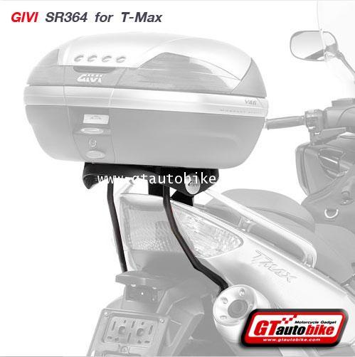 Givi SR364 Rack for T-Max 500 / 08-11