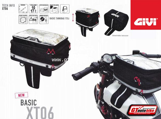 GIVI XT06 Tank Bag (Magnetic) 1