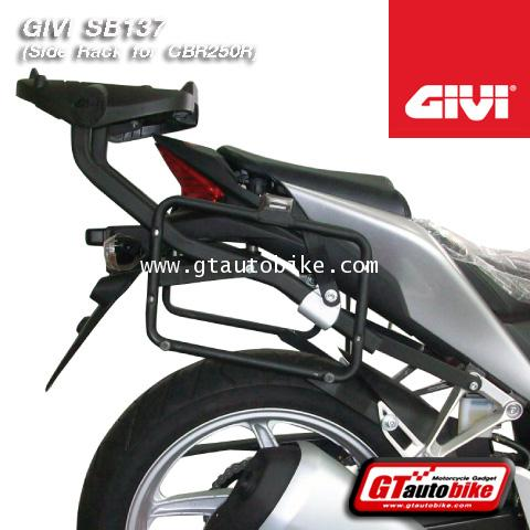 GIVI Side Rack CBR 250r / CBR 300
