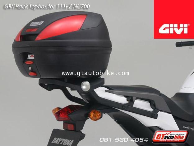 Rack Topbox for NC700 / 750