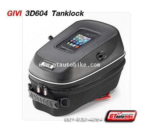 GIVI 3D604-Tanklock