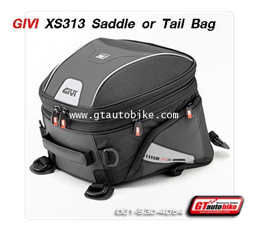 GIVI XS313 Tailbag กระเป๋าติดท้ายรถใส่หมวก