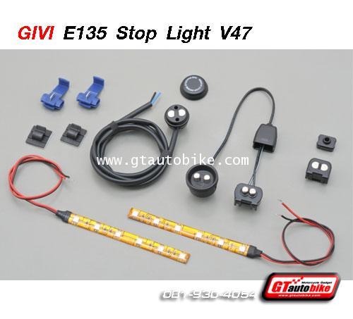 GIVI E135 Stop Light Kit for GIVI V47 and GIVI V47