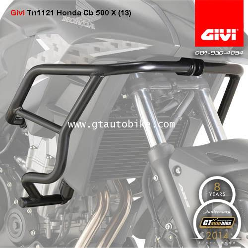Givi TN1121 Engine Guard CB500X 2013-14