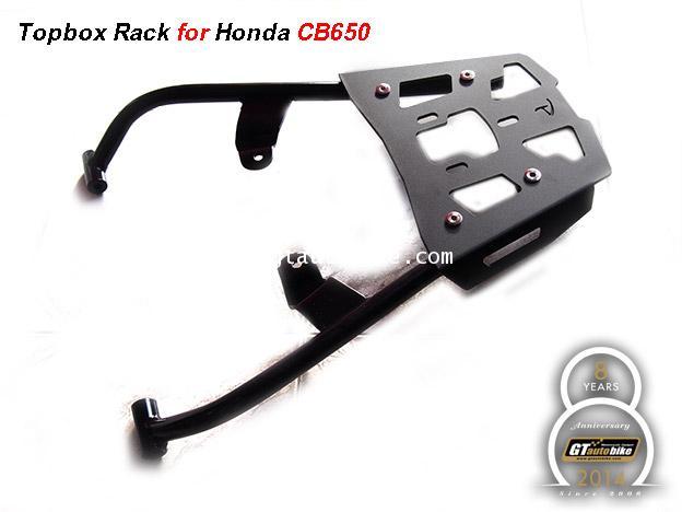 Topbox Rack for CB650