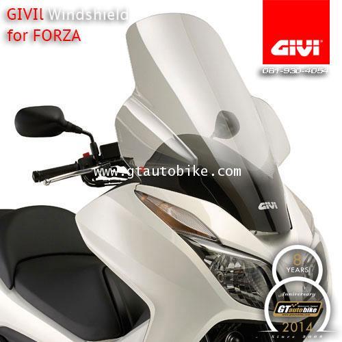 GIVI Windshield for Honda Forza