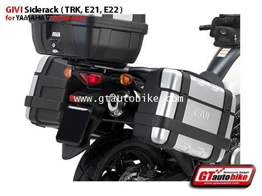 Givi PL3101 (Siderack TRK) for V-Strom 650