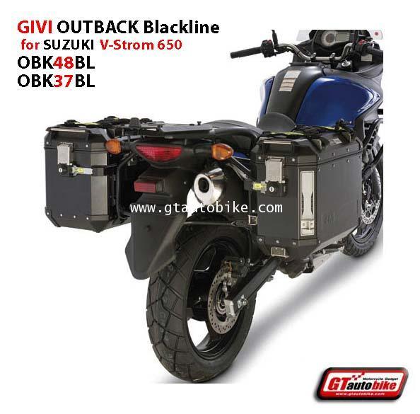 Givi PL3101CAM OUTBACK for V Strom 650
