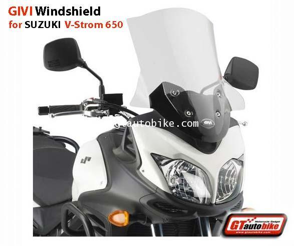 Givi 3101DT Windscreen for Suzuki V-Strom DL 650
