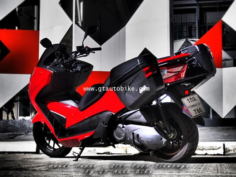 Honda Forza / Sidebags Set