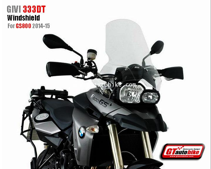 GIVI 333DT Windshield for BMW F800gs (GT/CFT)