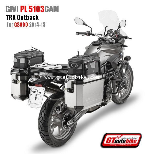 GIVI PL5103CAM (2014-15) Rack for BMW F800GS