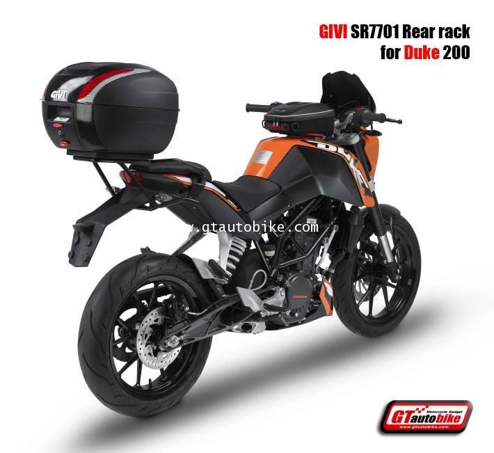 GIVI SR7701 Rack for Topbox