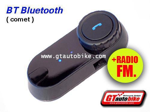 BT Bluetooth รุ่น V-4 + Radio  Wireless Headsets