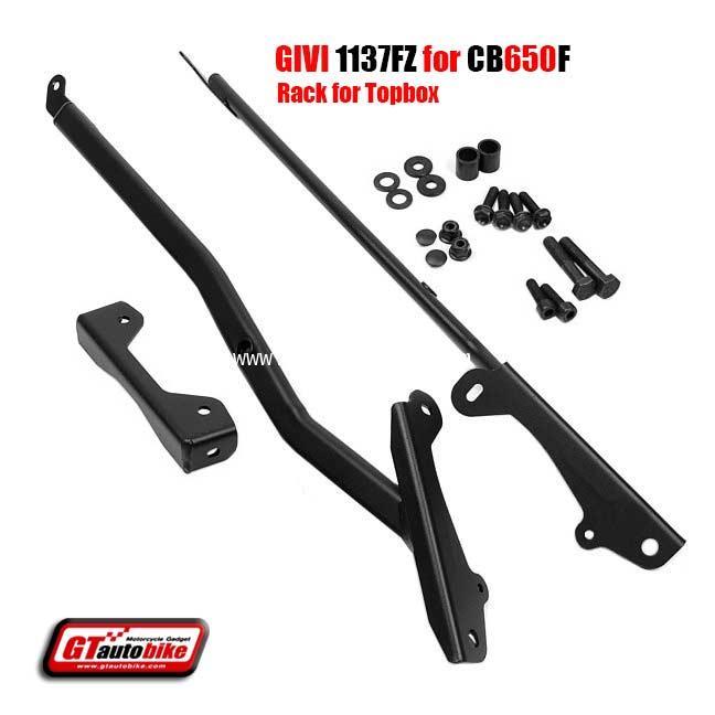 Topbox Rack / GIVI 1137FZ for CB650F, CBR650