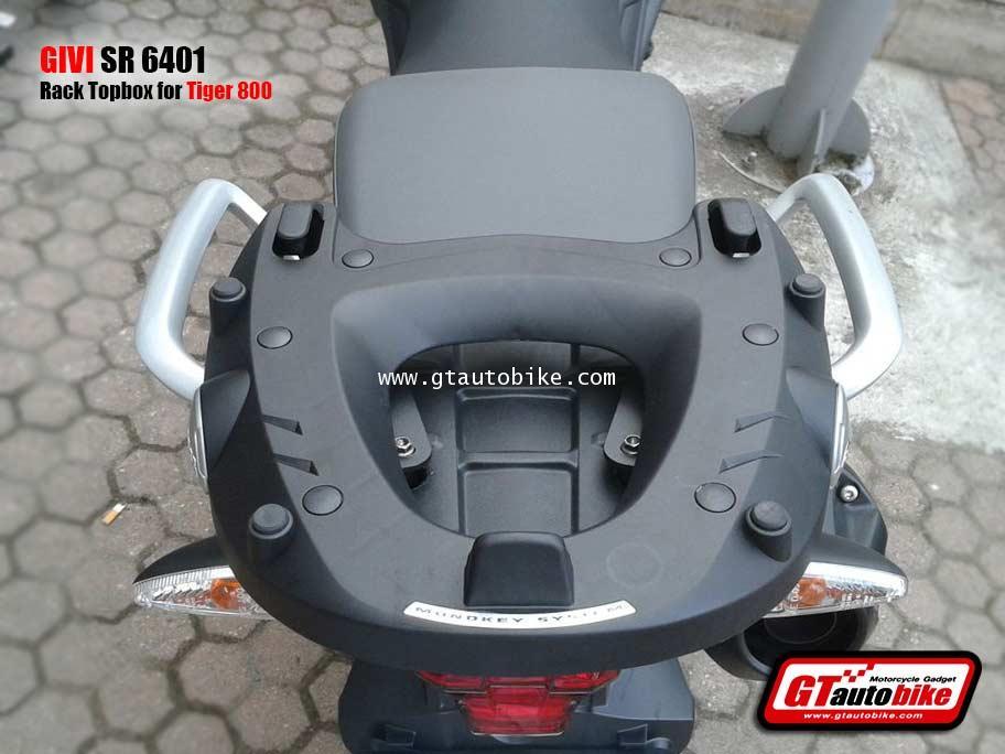 GIVI SR6401 Rear Plate