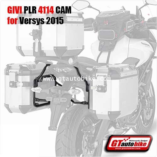 Rack Outback PL4103CAM  Kawasaki Versys 650 2010-2014