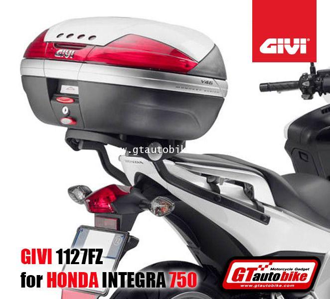 GIVI 1127FZ HONDA INTEGRA 750 / 2015-16