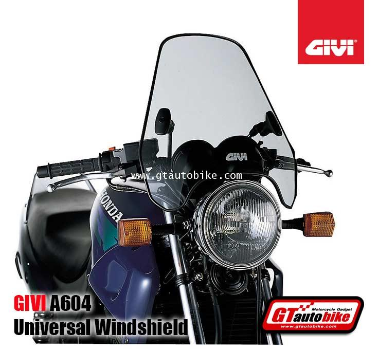 GIVI A604 Universal Windshield