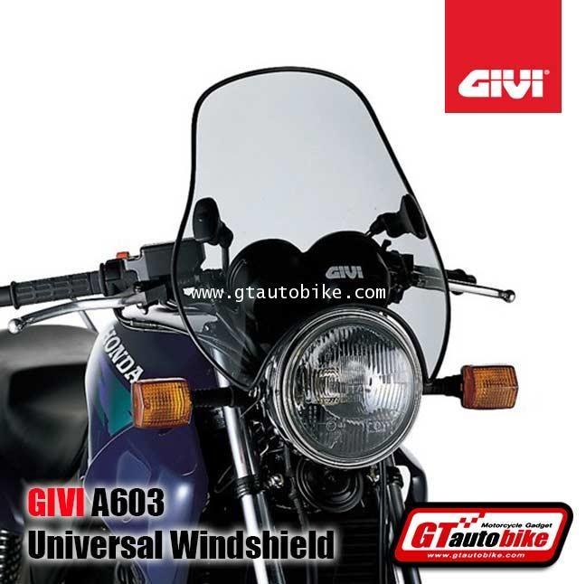 GIVI A603 Universal Windshield