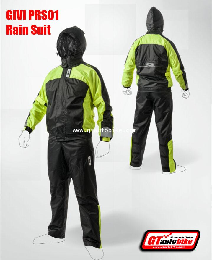 GIVI PRS01 Rain Suit