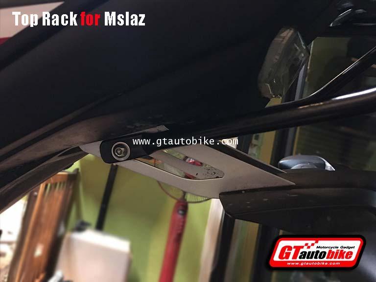 Topbox Rack for YAMAHA Mslaz 2