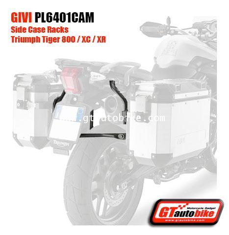 Givi PL6401CAM Side Case Racks