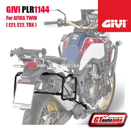 GIVI PLR1144 Quick Release Pannier Rack for Honda CRF 1000L Africa Twin