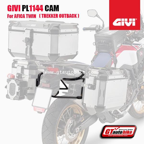 GIVI PL1144CAM Pannier Rack for Honda CRF 1000L Africa Twin
