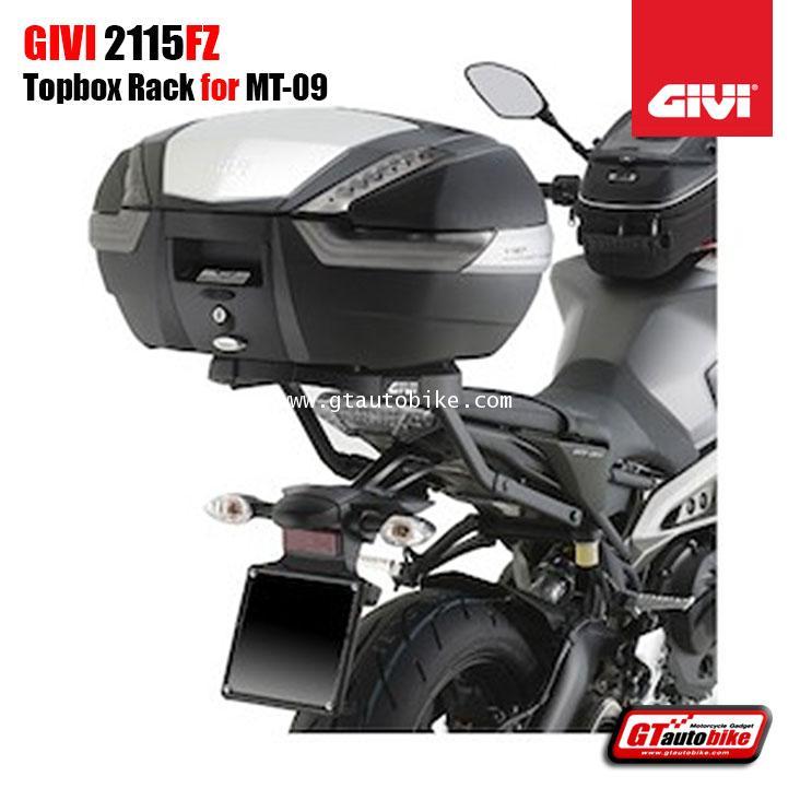 GIVI 2115FZ Top Box Rack for Yamaha MT-09 / SXR900