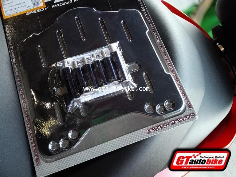 Honda PCX Rack by GTR ( for PCX, Forza, Tricity )