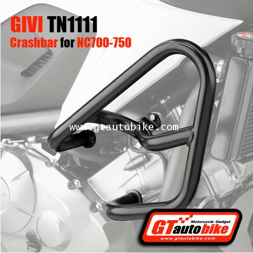 GIVI TN1111 Crashbar NC700 / NC750