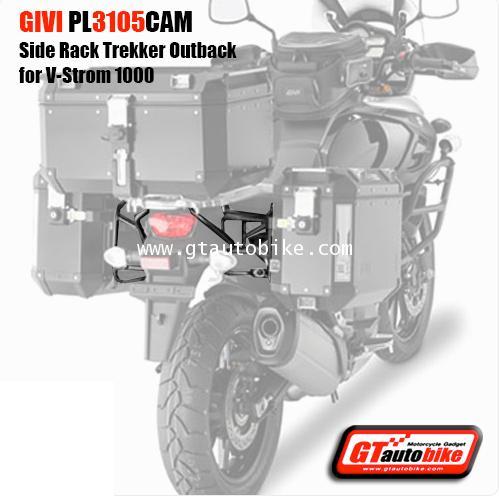 GIVI PL3105CAM Pannier Rack for Suzuki DL 1000 V-Strom