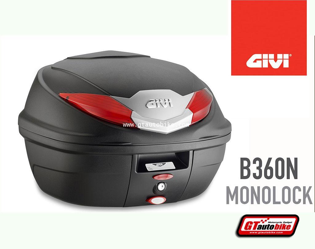 GIVI B360N  GIVI B360N Tech