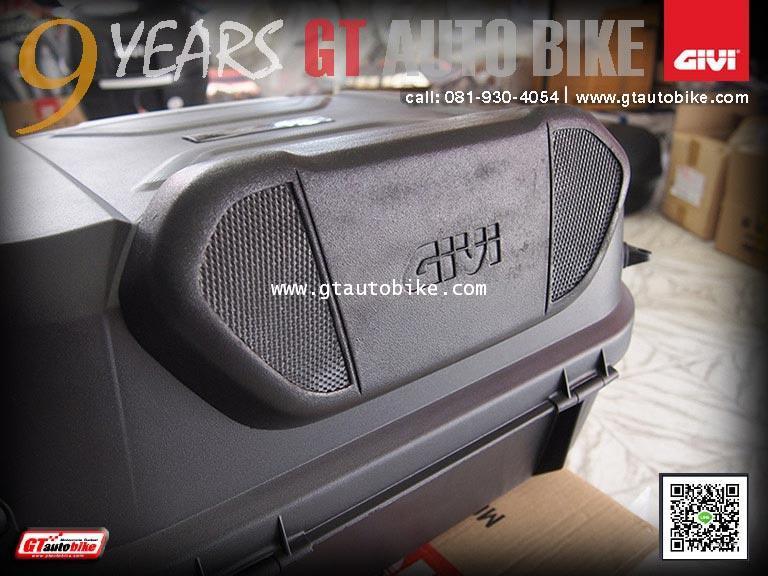 ฺBackrest for GIVI E43